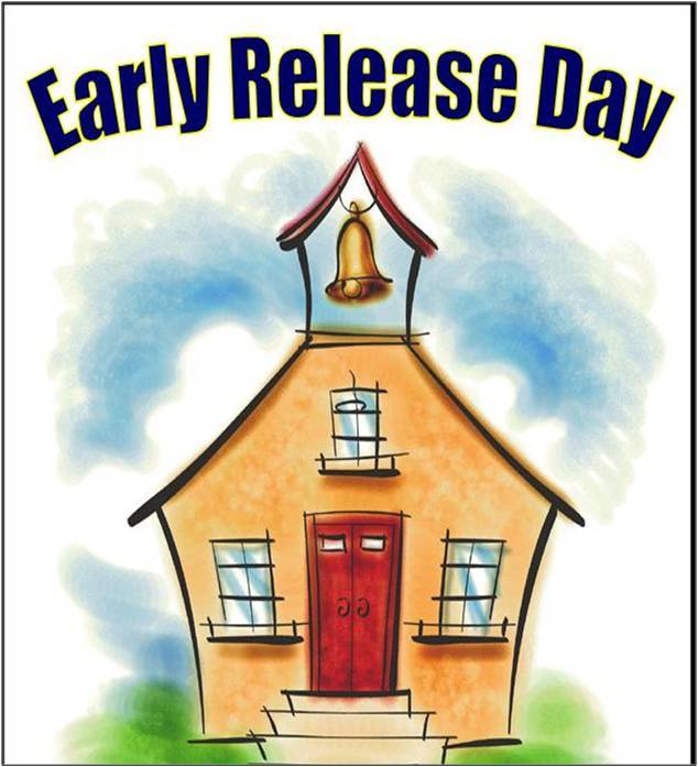 Reminder- 9/19 is an early release day