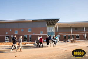 Board of Education Gets First Look at new Manning Elementary
