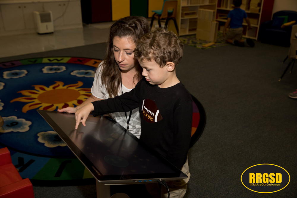 New Technology Center Added at Clara Hearne Pre-K Center