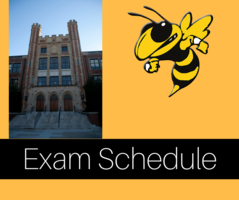 2018 Winter Exam Schedule Revised