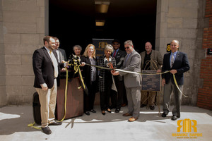 RRGSD Cuts the Ribbon on New Early College High School