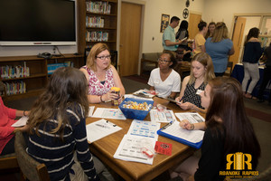 Local Health Professionals Speak at RRHS