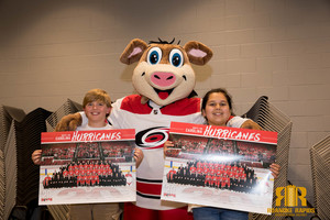 Manning Students Read Nearly 200,000 Minutes in Hurricanes Contest