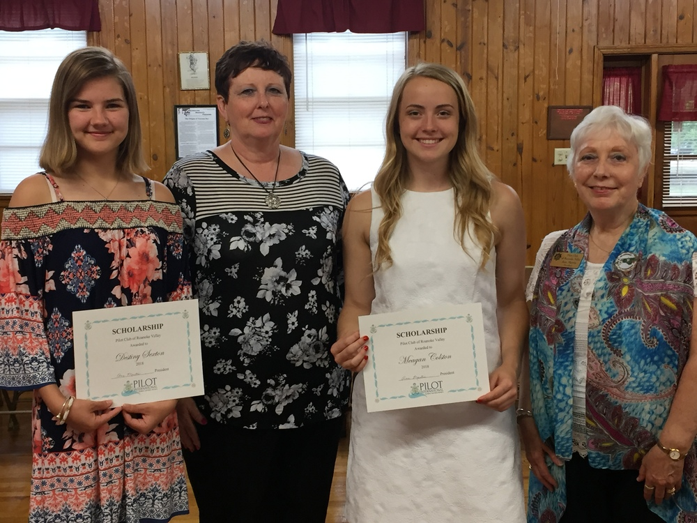 Pilot Club Awards Scholarships
