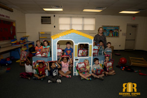Smart Start Provides Backpacks and Supplies for Pre-K Students