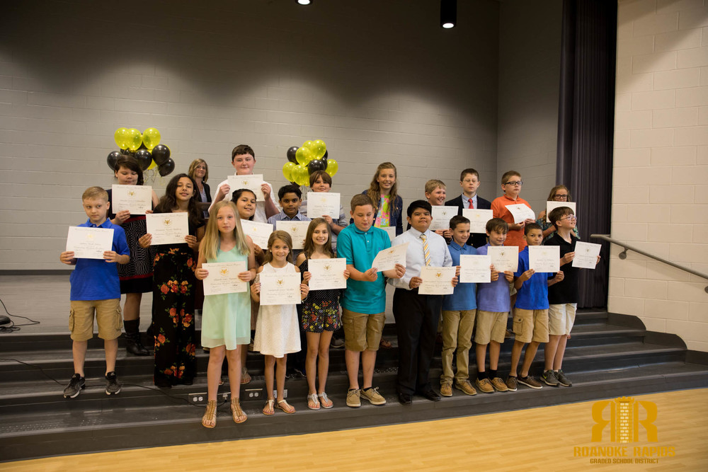 Manning 5th Grade Graduation