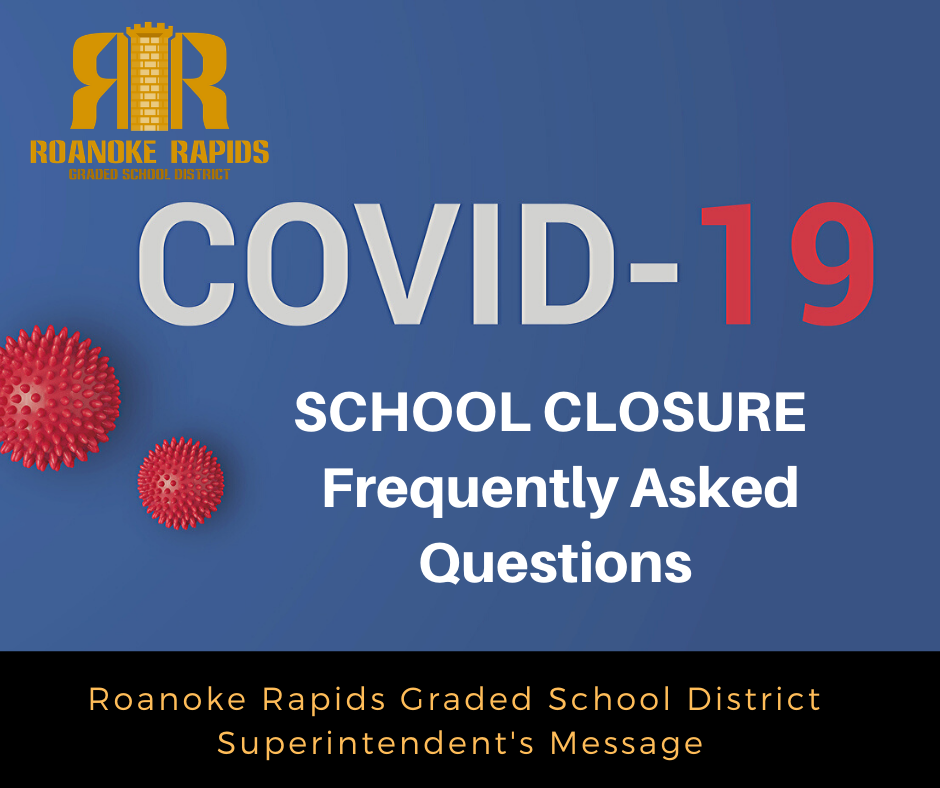 RRGSD School Closure FAQ - March 15
