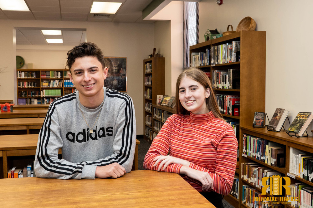 Rising RRHS Seniors Headed to Governor's School