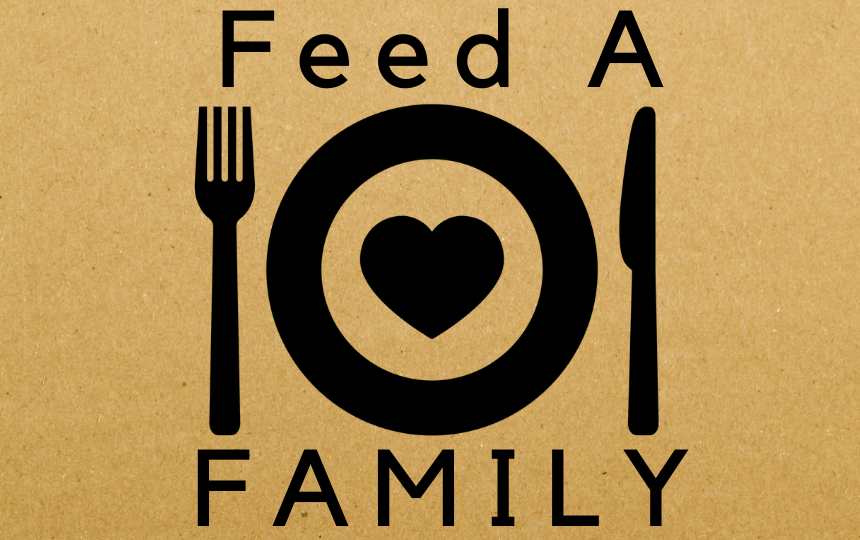 """Feed A Family"" Holiday Drive Underway"