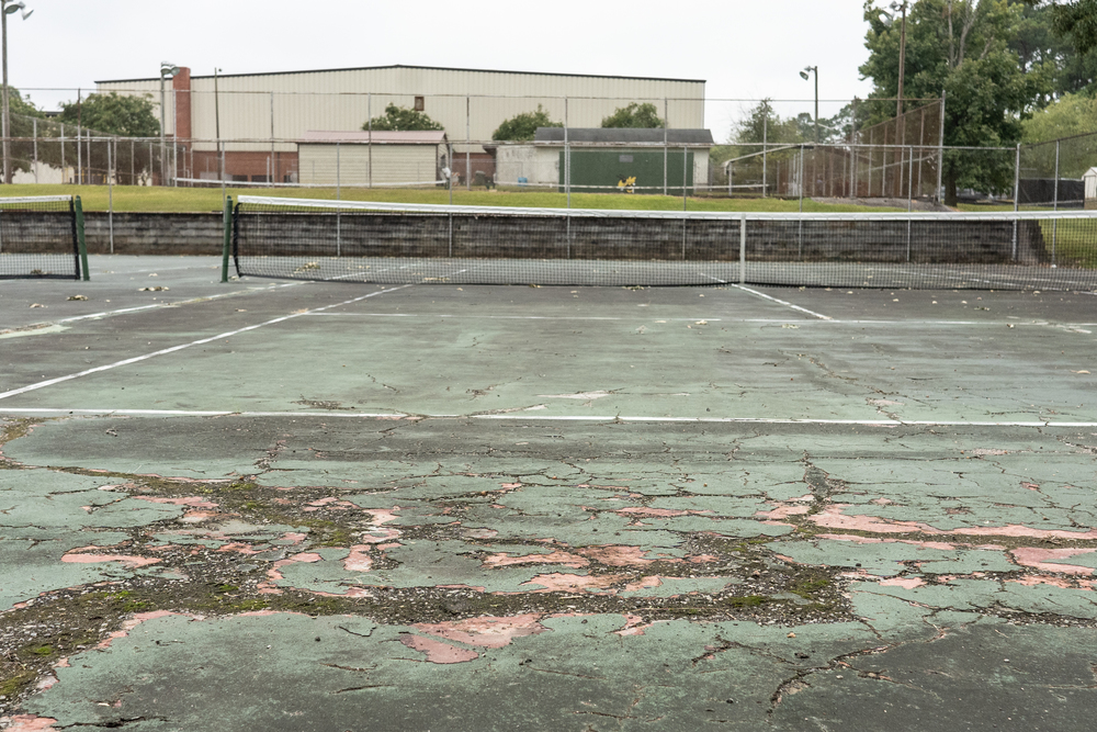 RRGSD Moves Forward on Tennis Courts