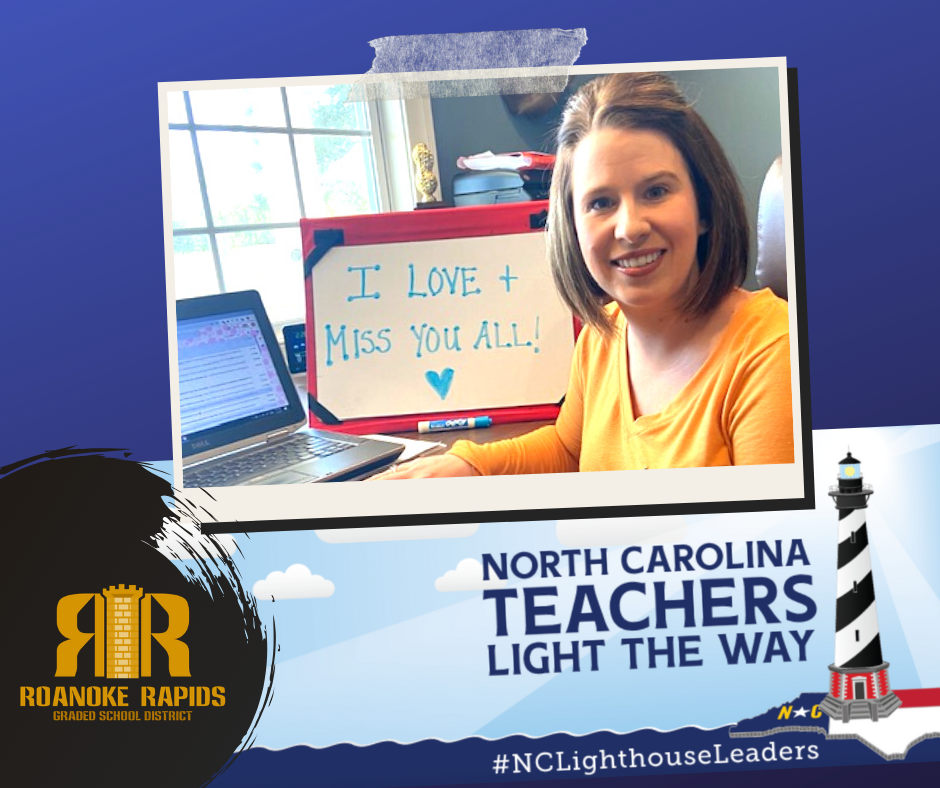 RRGSD Honors Teachers As Part of Teacher Appreciation Week #NCLighthouseLeaders ​​