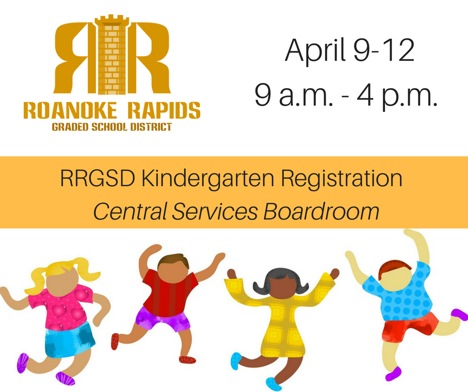 RRGSD Announces Kindergarten Registration