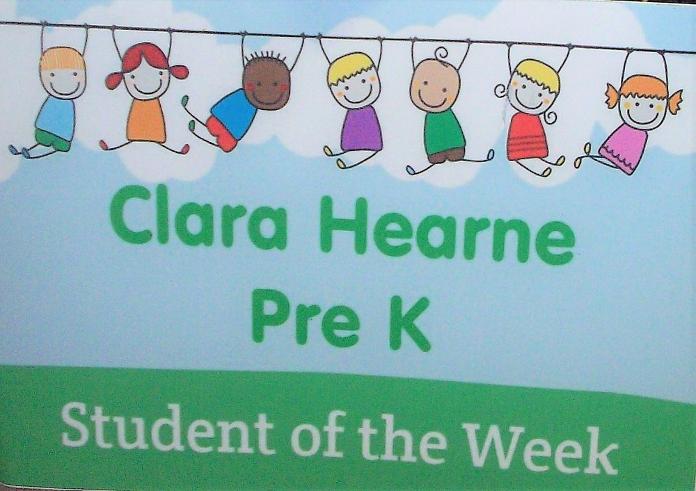 Clara Hearne Students of the Week (4)