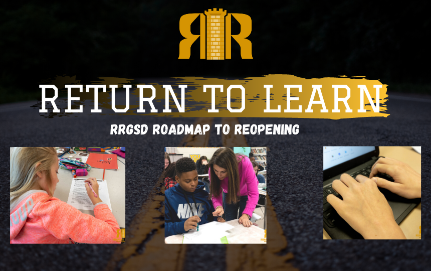 RRGSD Return to Learn Plan for 2020-2021