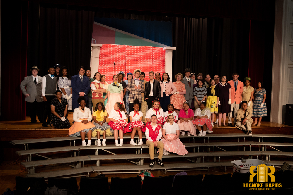 RRHS Musical Theatre Presents Bye, Bye Birdie