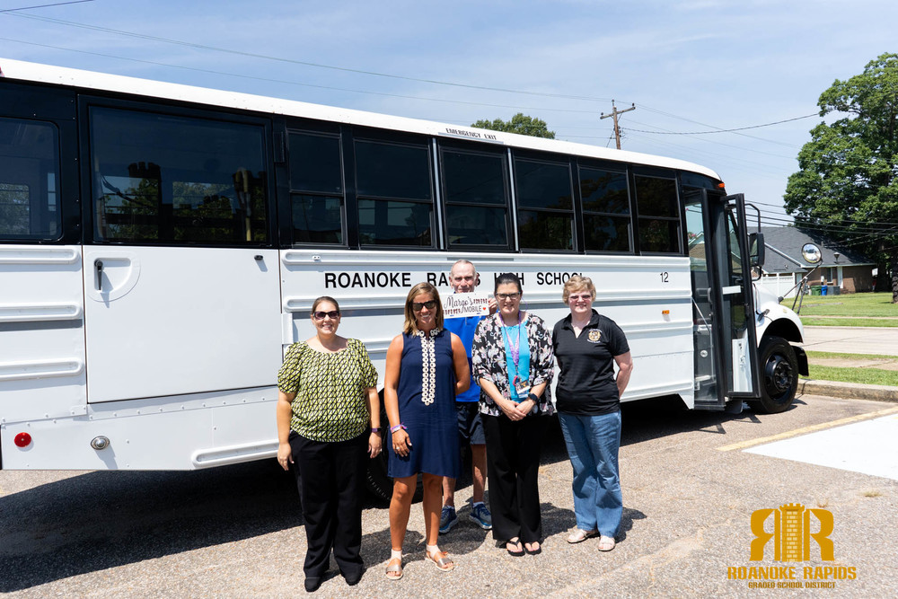 Exceptional Children's Program Gets Bus