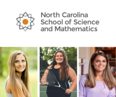 Three RRHS Students Accepted at NCSSM