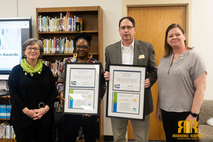 RRGSD Honored by NC Career Pathways Partnership