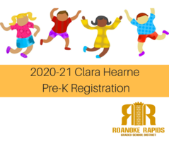 Round Two Pre-K Registration Announced