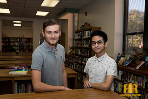 Two RRHS Students Nominated for Governor's School