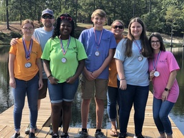 RRHS Students Attend SkillsUSA Leadership Weekend