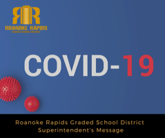 Superintendent's Message - COVID-19