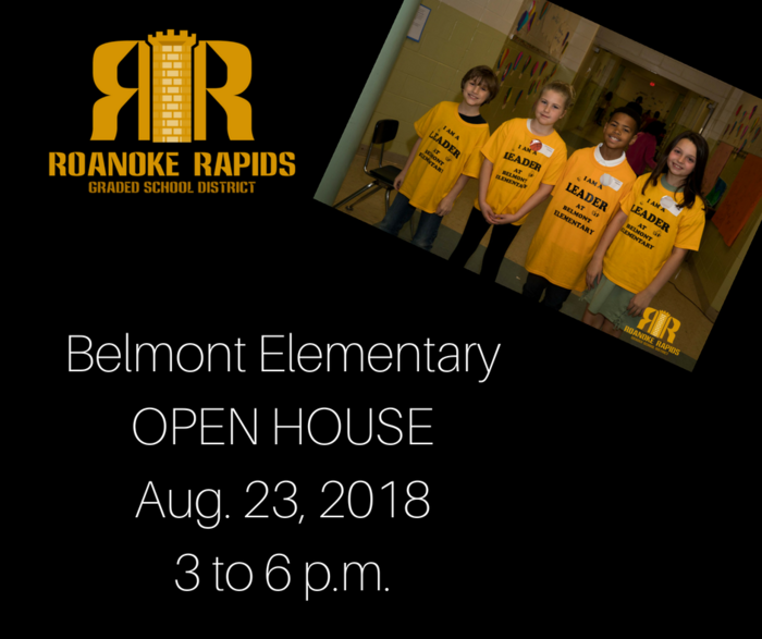 Belmont Open House