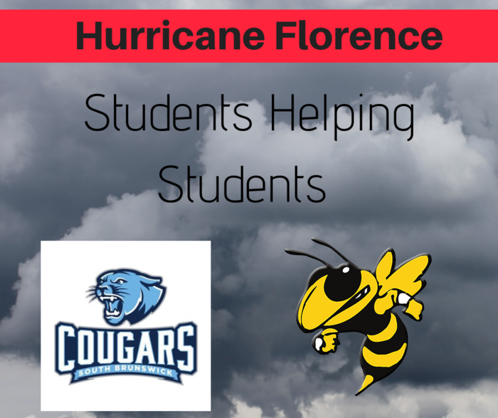 Students Helping Hurricane Victims