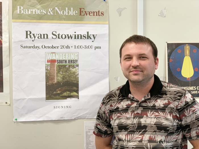 Ryan Stowinsky History Instructor
