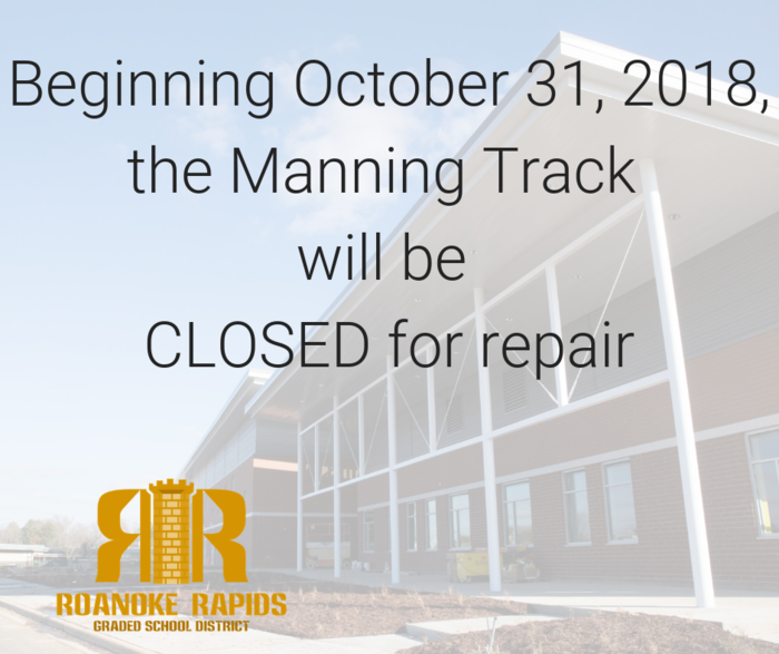 Manning Track Closing