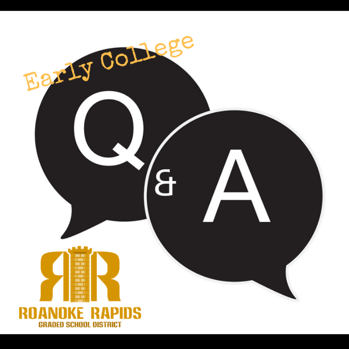 Early College Q&A