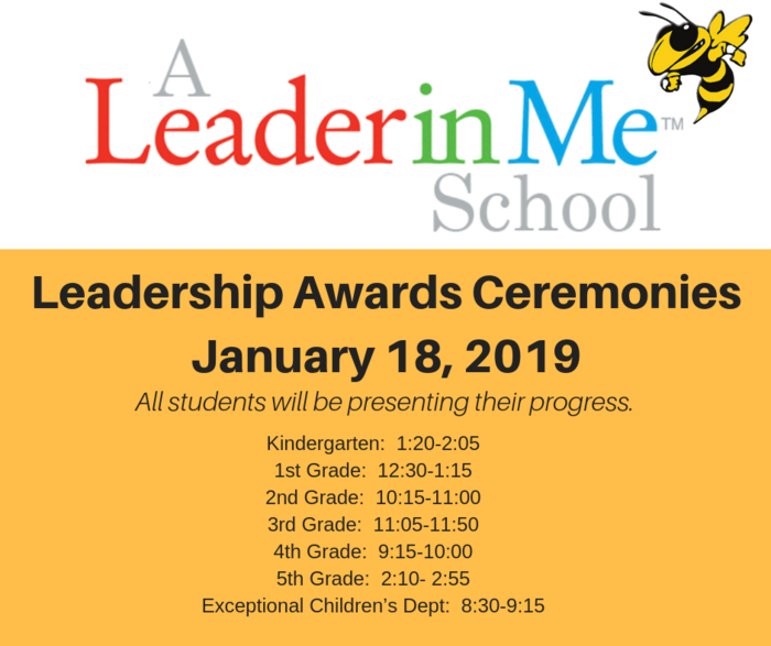 Leadership Awards Day