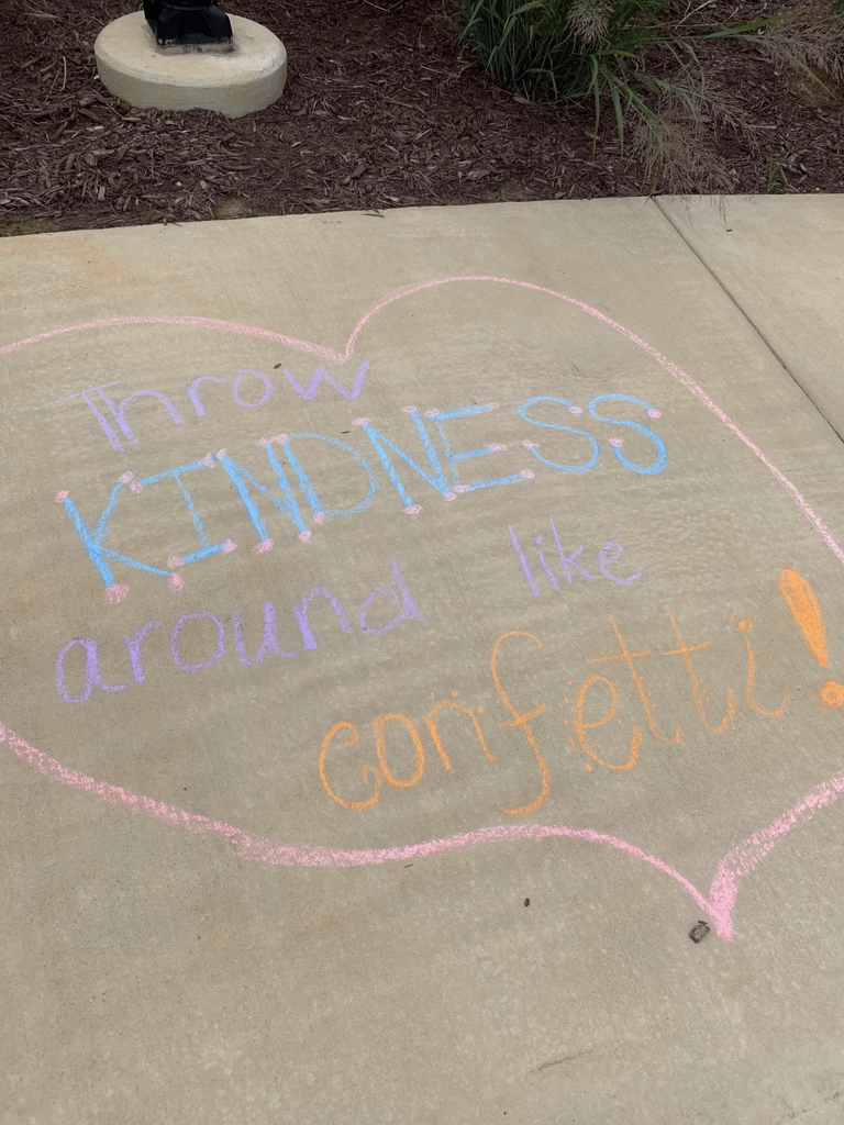 Manning chalk art