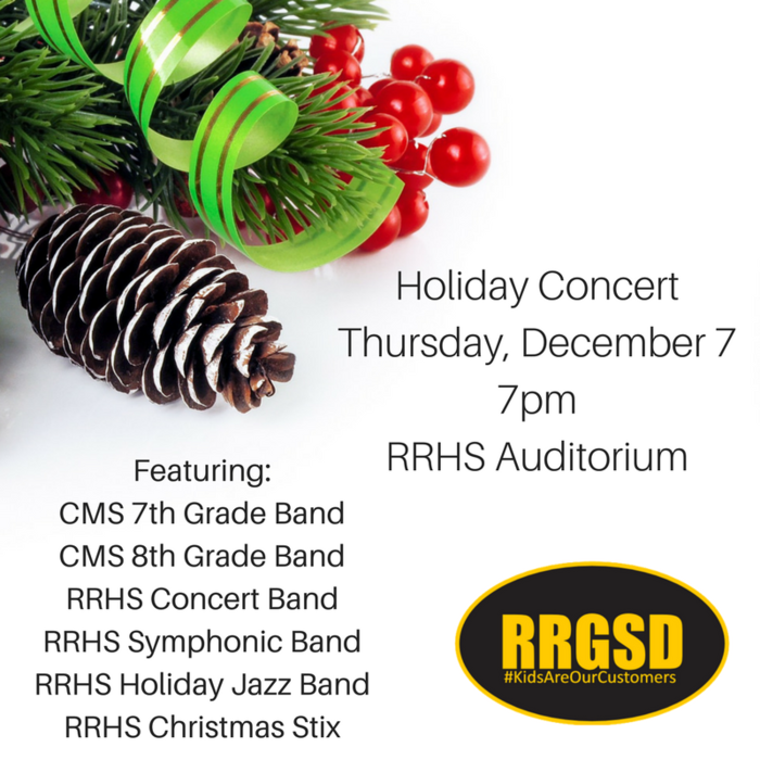 Holiday Band Concert