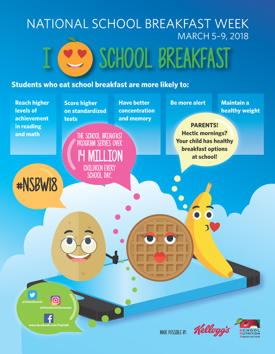 School Breakfast Week