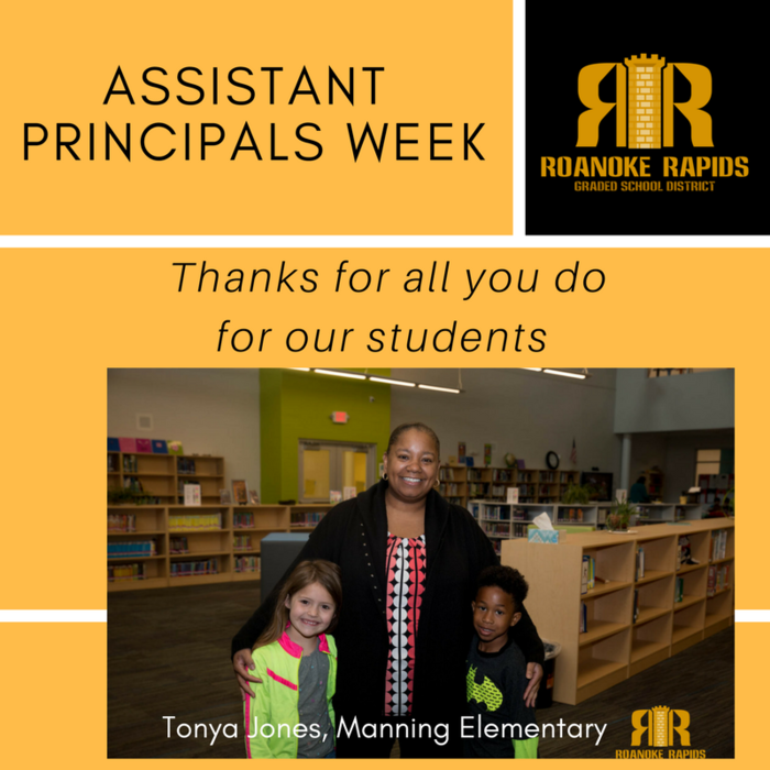 Tonya Jones AP week